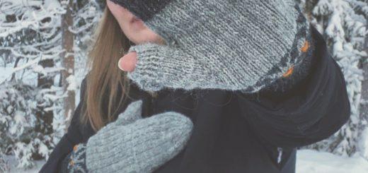 Convertible mittens knitting pattern